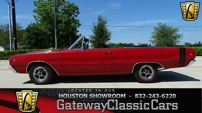 1968 Dart GTS 1968 Dodge Dart GTS 0 Miles Convertible 340 CID V8 3-Speed Automatic