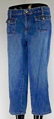 44e20fc43ac OLD NAVY THE Diva Boot Cut Jeans Womens Size 16 Distressed -  12.00 ...