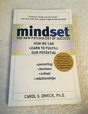 Mindset: The New Psychology of Success , Dweck, Carol S. - Paperback