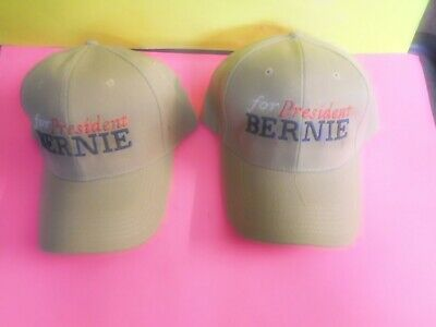 bernie sanders for president hats  great buy 2 for 18.00  free shipping