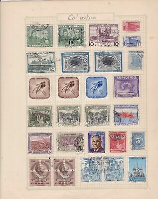 Columbia Stamps Ref 15060