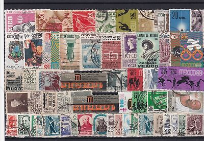 mexico stamps ref 16426