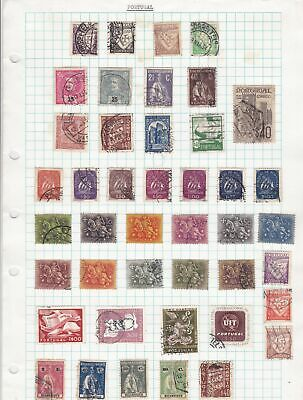 portugal stamps ref 12066