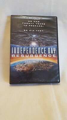 Independence Day -  Resurgence  DVD