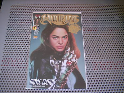 Witchblade : Issue #1 (DF Gold Foil Movie Edition)