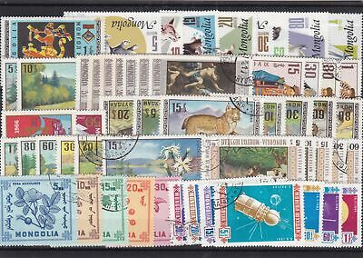 Mongolia Stamps Ref 15791