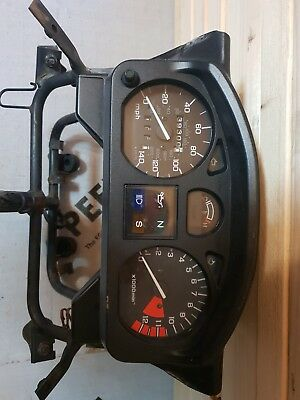HONDA CB 500 S- (2002)-  Clocks, surround and bracket