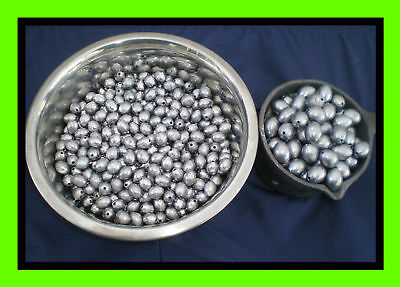 6 8 ounce egg sinker combo48 pc fishing weights FAST FREE SHIPPING 4 2