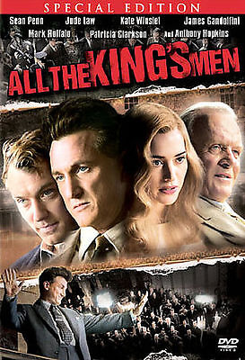 NEW - All The Kings Men (DVD, 2006) ***FREE SHIPPING***