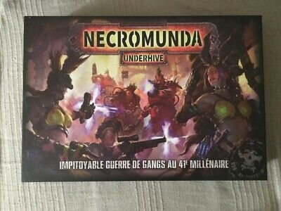Necromunda underhive Games Workshop