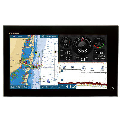 """Remboursement Furuno Navnet Tztouch2 12.1 """" Mfd Traceur / Poisson Finder"""