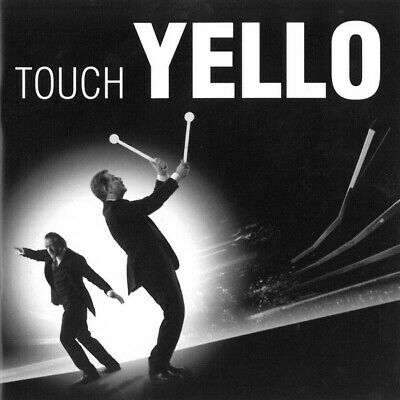 Yello - Touch  CD, DigiPak, New, Sealed.