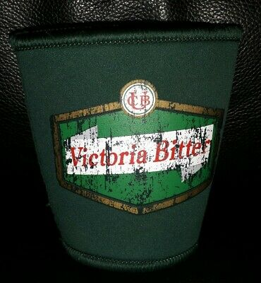 Rare Collectable Vb Victoria Bitter Beer Stubby Holder Great Condition