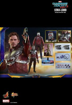 Hot Toys MMS420 - Marvel Comics - Les Gardiens De La Galaxie Vol.2 - Star Lord