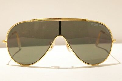 Usa Lomb BanBausche Deadstock Nos Mod Vintage 1980s And SunglassesRay wings 8n0wPOk