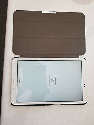 Tablette Samsung Galaxy Tab A6 101 16gb Wifi Blanc Housse Carte