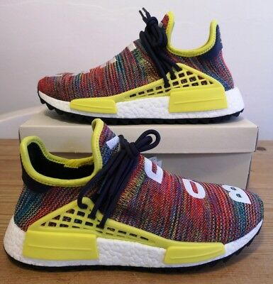 1eefe72d82f3e Adidas Pharrell Williams Hu Human Race NMD Trail UK 8.5 US 9 EU 42 2
