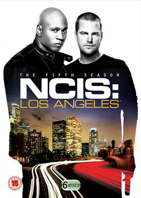 NCIS Los Angeles: The Fifth Season DVD (2014) Chris O'Donnell