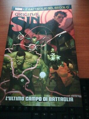 Marvel Le Battaglie Del Secolo Num. 7 Original Sin