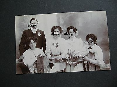 Minnie Lyons  second from left Moama Echuca NSW Australia BASED ON OTHER IMAGES