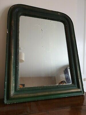 French Vintage Louis Philippe Mirror.
