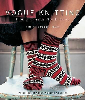 853dc8a3383 NEW VOGUE® KNITTING The Ultimate Hat Book  History   Technique ...
