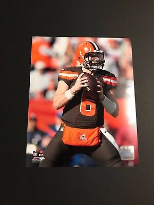 809caa72e0f Baker Mayfield 8x10 NFL Licensed photos 2018 Rookie Season Cleveland Browns -HOT