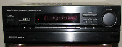 Denon AVR 2600 5 Channel 100 Watt Receiver