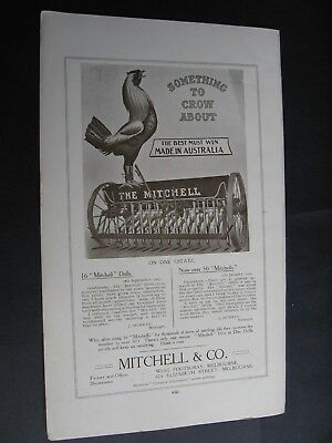 Mitchell & Co. West Footscray & Elizabeth St. Melbourne