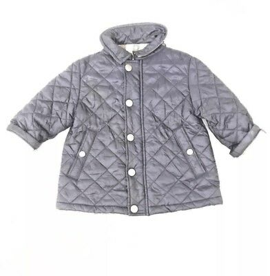 BURBERRY GIRLS  QUILTED Jacket - Baby -  194.99  a9cef2b213