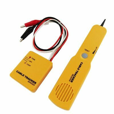 Telephone Tracer Network RJ11 LAN Cable Tester Tracker Electric Wire Finder AF64
