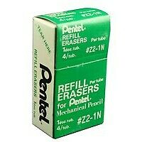 Pentel Refill Eraser for Automatic Pencils - Z2-1N