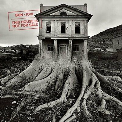 This House Is Not For Sale -Deluxe Edition [SHM-CD+DVD] Bon Jovi Audio CD
