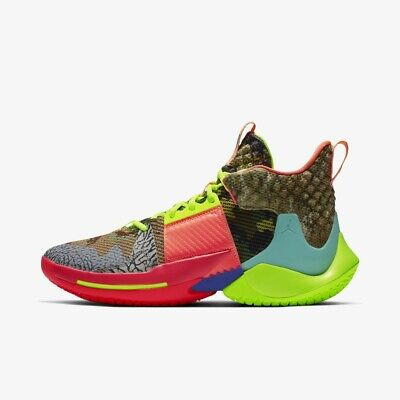 new product d08c0 7f660 Nike Air Jordan Why not ZER0.2 SP Russell Westbrook Basketball Shoes(CI6875-