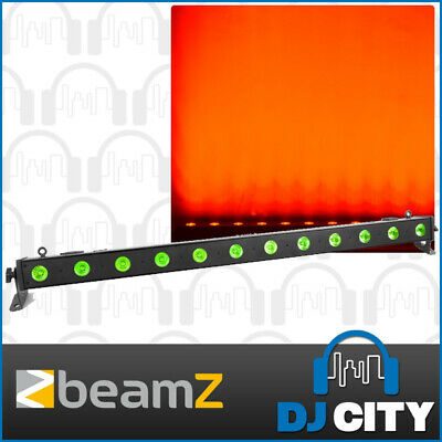 Beamz LCB140 LED Wash Light 12x6W RGBW 4-in-1 LEDs Colour Effect Light