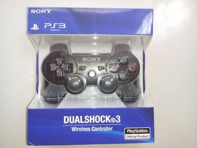 Genuine Original OEM PS3 Playstation 3 Wireless Dualshock 3 SIXAXIS Controller G