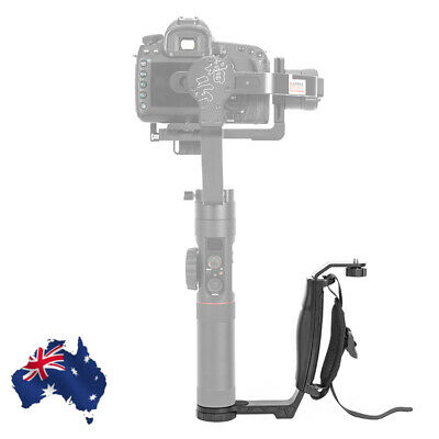 Zhiyun Crane 2 Transmount Mini Double Dual Grip L Bracket LED Monitor Holder