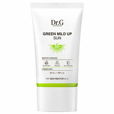 [Dr.G] Green Mild Up Sun Care Cream SPF 50+ PA++++ 50ml/1.69fl.oz