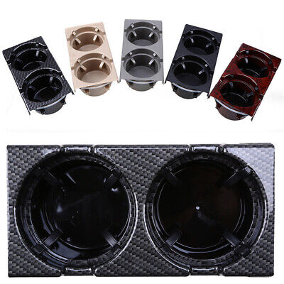 Car Dual Cup Holder for BMW E46 Sedan Wagon Compact Coupe M3 99-05 51168217953