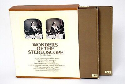 1976 Wonder of the Stereoscope von John Jones komplett