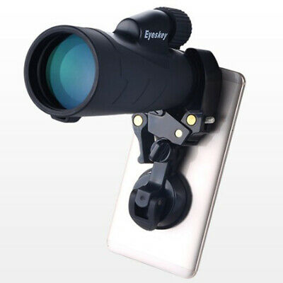 MagiDeal Astronomy Telescope Adapter Mount for Mobile Phone Suction Holder