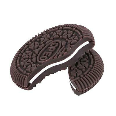 Bite Out Restore Oreo Cookie Closeup MagicTrick Fake Biscuit Magician Props