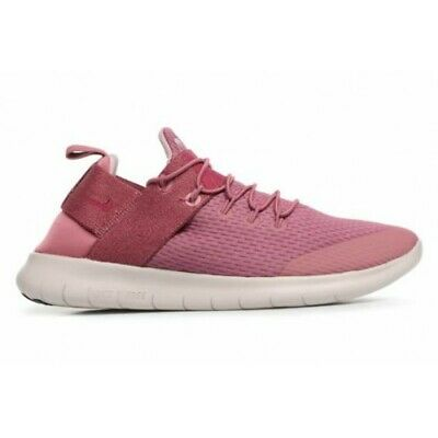 7d2e338c48c5  269 Wmns Nike Free RN CMTR 2017 Fun Vintage Wine Red Women Running Shoes