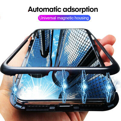 360° Magnetic Adsorption Case For Samsung Galaxy S10 Plus/S10e S8 S9 Plus Cover