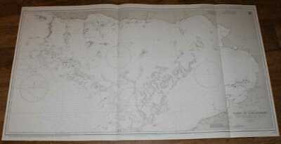 Nautical Chart No. 3802 Cuba - S Coast, Golfo de Guacanayabo, Punta Gua etc.