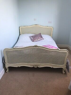 French Louis Style Double Bed Frame