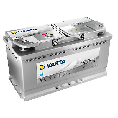 Batteria auto VARTA AGM G14 95AH 850 L5 cod. 595901085 Start-Stop Battery 12v