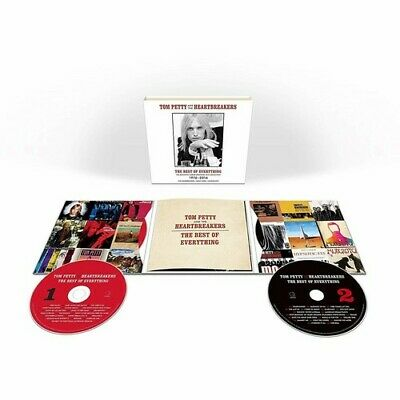 Best Of Everything - Definitive Career Spanning - Tom Petty (2019, CD NUOVO)