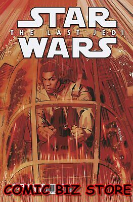 Star Wars Last Jedi Adaptation #6 (Of 6) (2018) Scarce 1:25 Mayhew Variant Cover
