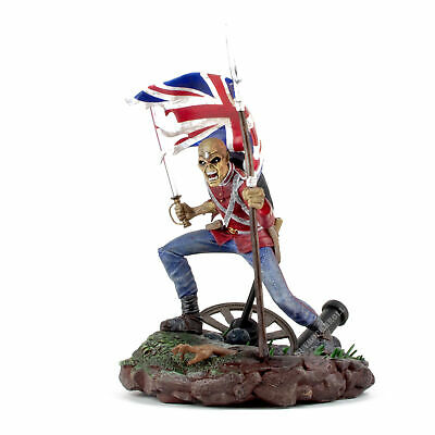 Iron Maiden Collectible: Legacy of the Beast The Trooper Eddie Statue Figure